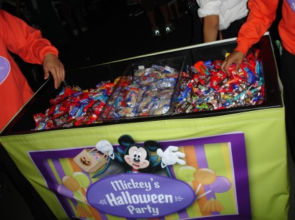 Example of Candy Station