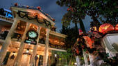 Jack Skellington's Haunted Mansion